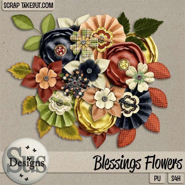 Blessings Flowers