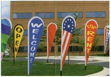 We design and sell top quality flag, Swooper flag and many other flags to meet your business requirements. You can call us at (956) 781-1000 for any further information.