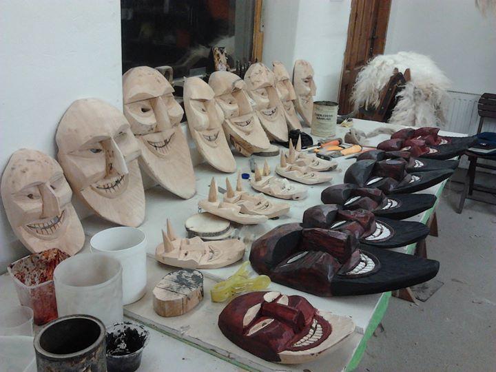 busó masks
