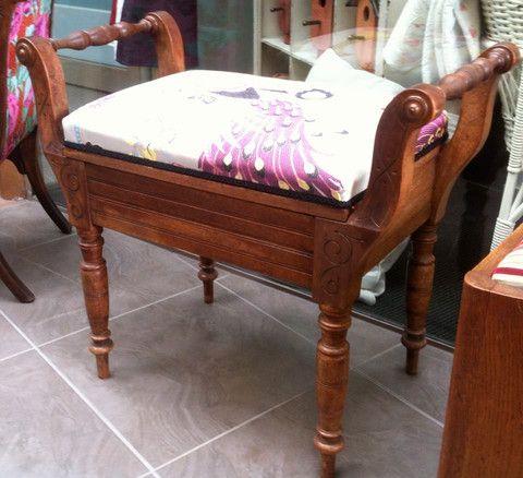 Piano stool - Claridge - ReVamp Vintage