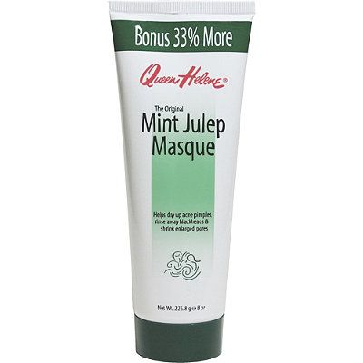 Queen HeleneMint Julep Masque just started using this and I love it! Available in drug stores, and so cheap :)