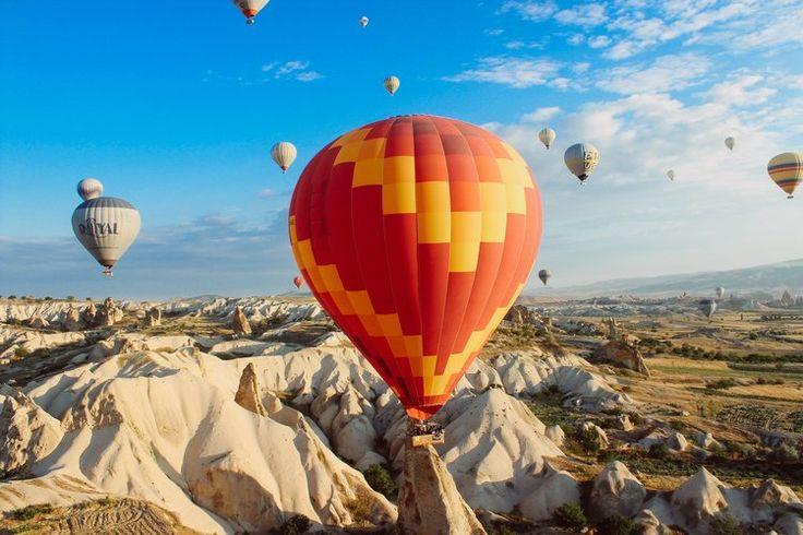 La magia de volar en globo La Pareja Viajera
