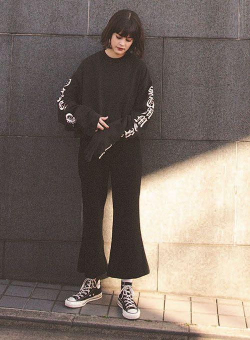 vivi6月号,viviモデル,emma,ファッション,ストリート,ViViモデルズのシフク