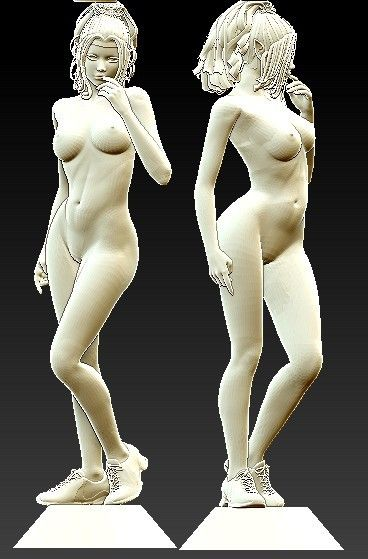 $2.10 (Buy here: https://alitems.com/g/1e8d114494ebda23ff8b16525dc3e8/?i=5&ulp=https%3A%2F%2Fwww.aliexpress.com%2Fitem%2FNew-3D-model-for-cnc-3D-carved-figure-sculpture-machine-in-STL-file-format-naked-woman%2F32789440833.html ) New 3D model for cnc 3D carved figure sculpture machine in STL file format naked woman-4 for just $2.10