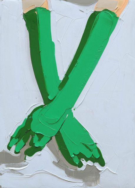 Martin Wehmer, 'Lu Shou Tao綠手套,' 2014, Contemporary by Angela Li