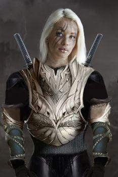 Warrior by WarpingArt