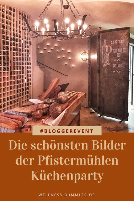 Gewinnspiel / Verlosung Pfistermühle München - die schönsten Bilder vom Bloggertreffen in einem der Top Restaurants in München.