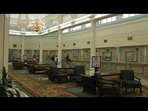 Port Orleans Riverside Resort Tour at Walt Disney World - YouTube