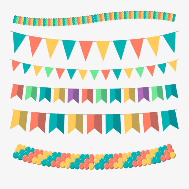 Party Streamer Decoration Png Clipart Picture Diy Birthday Banner Diy Banner Birthday Banner