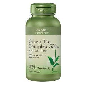 green tea supplements for weight loss gnc