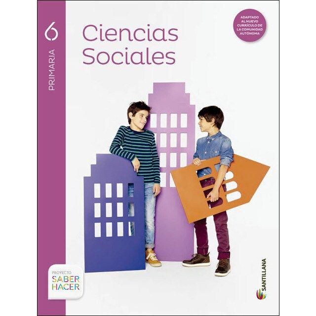 Ciencias Sociales Mec 6 Primaria Tapa Blanda En 2021 Ciencias Sociales Libro De Sociales Libro De Texto