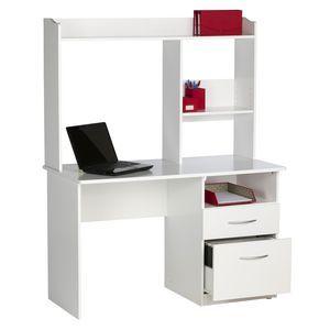 Sturt Student Desk White