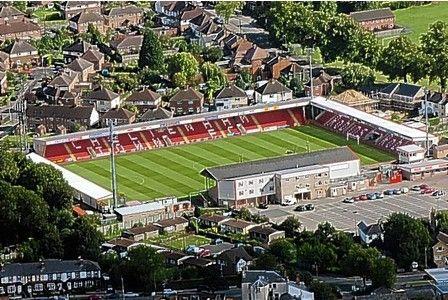 Whaddon Rd, Cheltenham Town FC