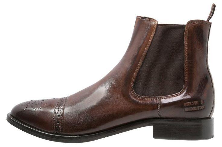 Nydelige mørkebrune herrestøvler til efteråret 2015