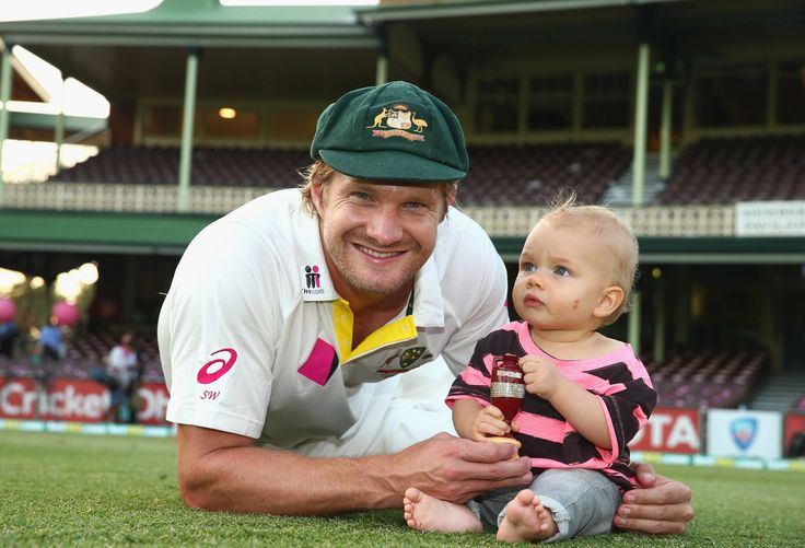 Shane Watson announcing his retirement from Test cricket - England 2015