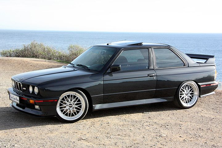 'Just might be the nicest 1990 BMW M3 (E30) I've ever seen. (Click on photo for high-res. image.) More amazing photos and write up found here: http://www.euroclassicmotors.com/galleries/E30M3.html