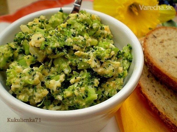 Brokolicová nátierka - Recept