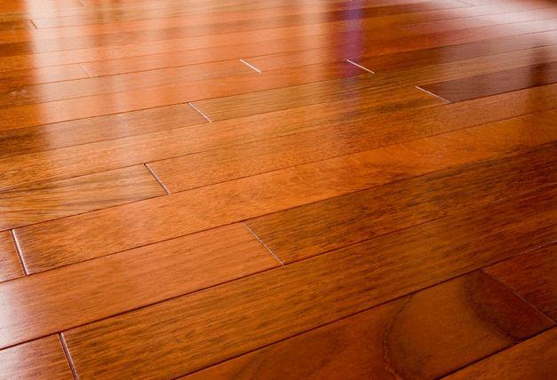 Best hardwood floor color