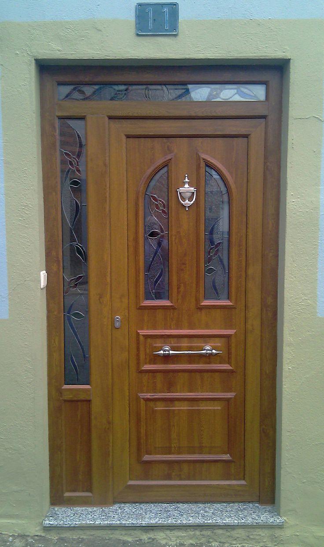 TEMPO ALDEBARÁN Aluminio foliado #indupanel #paneles #puertas #aluminio #pvc #puerta #aluminium  #doors #chalet #decoration #decoracion #hogar #classic #clasica #lacado #madera