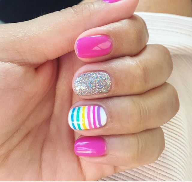 LulaRoe Nails