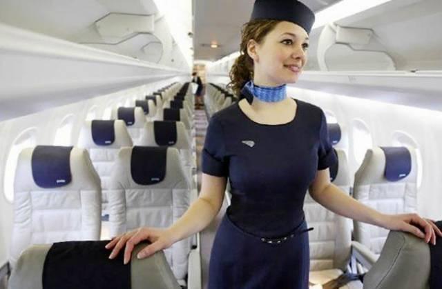 Canada- Porter Airlines Flight Attendant  Bitemail: