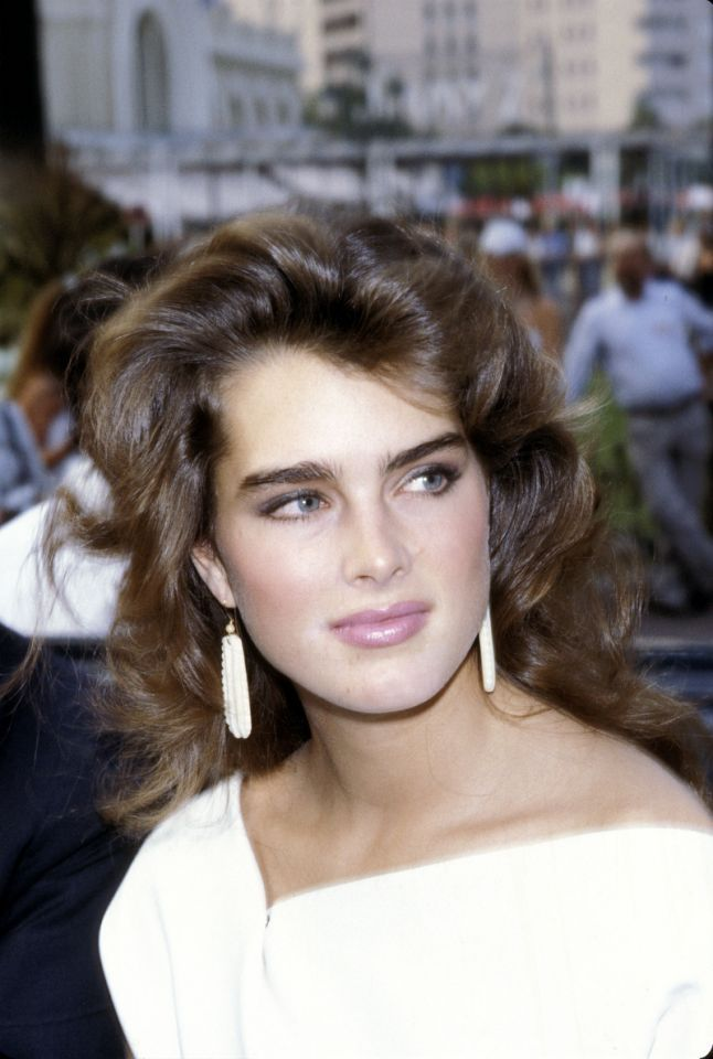 <p>Everything was big in the '80s: hair, Wall Street malfeasance, and, of course, eyebrows. Model-actress Brooke Shields led the way with what are arguably the ur-eyebrow for the '80s — big, bushy, and defiantly untamed.<i>(Photo: Getty Images)</i></p>