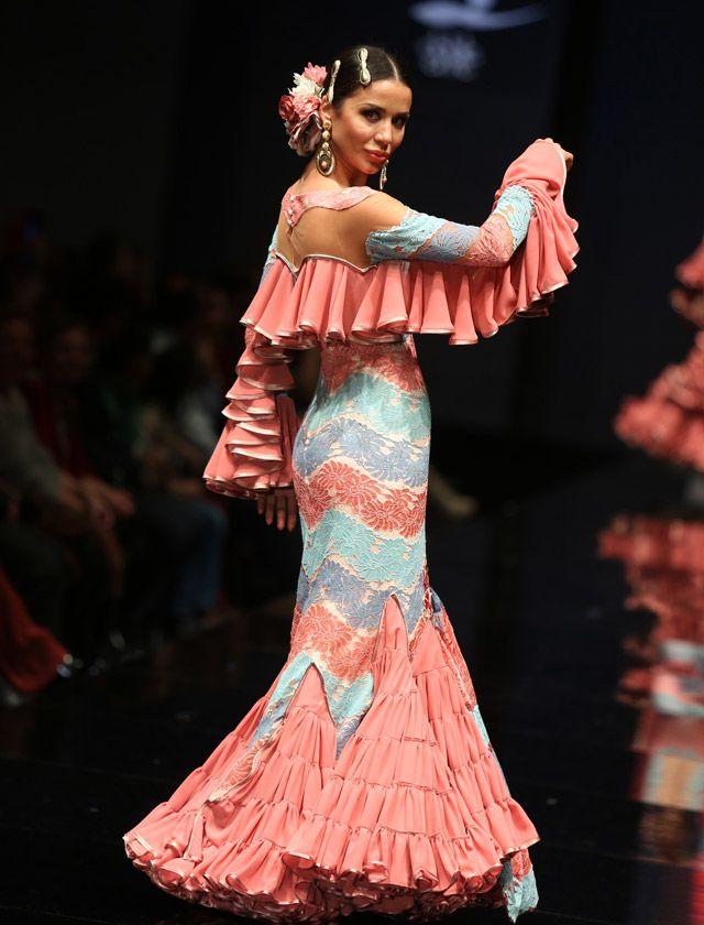 Ana Morón presentó su colección «Ana Morón 2016» en Simof 2016. Vanessa Gómez