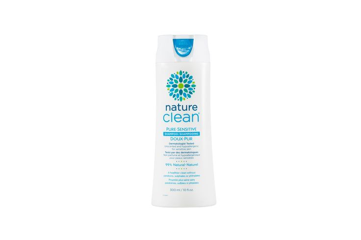 99% Natural Hypoallergenic Shampoo   Nature Clean