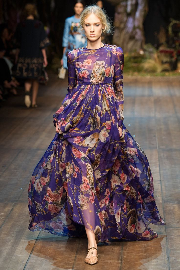 Dolce & Gabbana Fall 2014 Ready-to-Wear - Collection - Gallery - Look 1 - Style.com