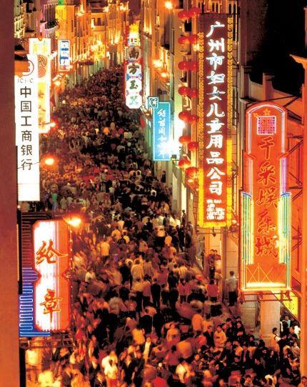 Chang Shou Lu....my Favorite shopping street!