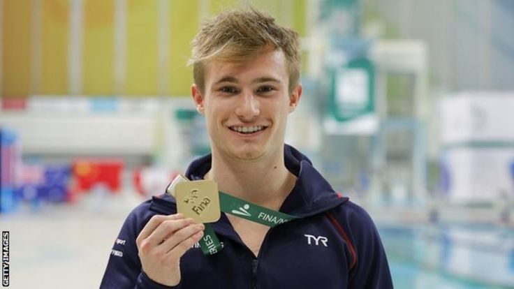 April 23 2017 - Jack Laugher wins gold in the 3m springboard at the FINA/NVC Diving World Series in Canada
