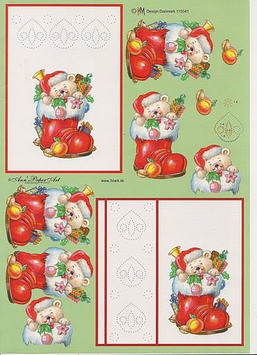 cartes brodees - Page 22