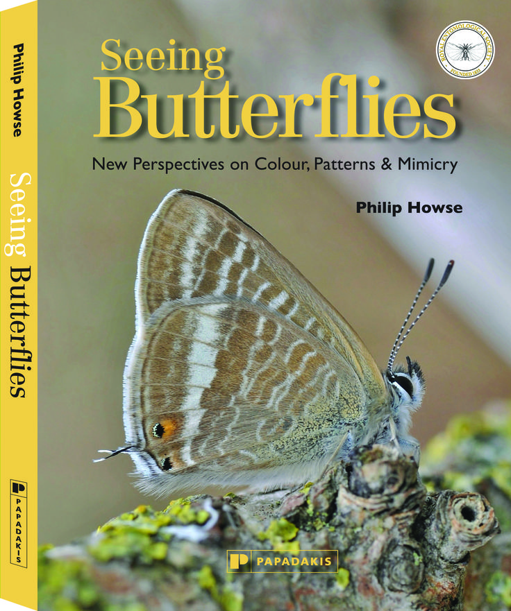 Seeing Butterflies by Philip Howse