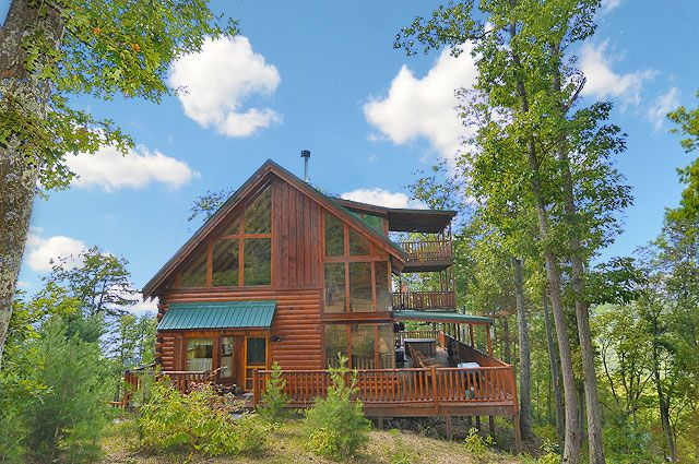 364 Best American Mountain Rental Cabins Images On