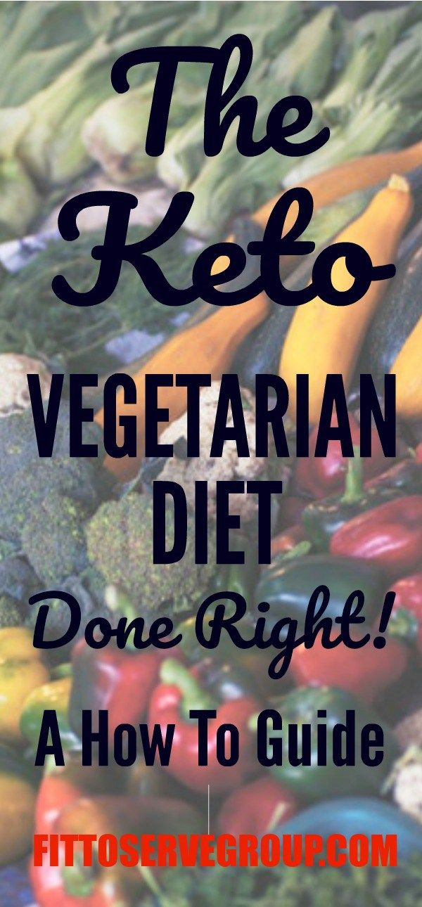 Keto Diet Plan: A how-to-guide to doing a vegetarian keto diet successfully. It includes a list …