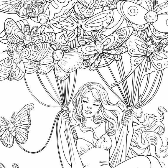 Pin By Kamart Winchester On Coloriage In 2020 Detailed Coloring Pages Coloring Pages Colorful Drawings