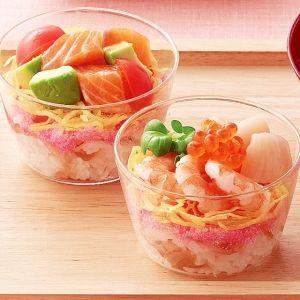 カップ寿司 Cup Sushi