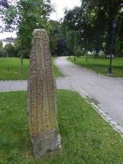 Rune stone, Uppsala