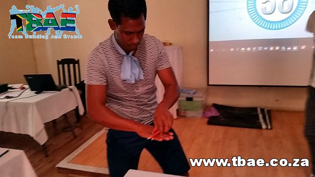 Alexander Forbes Minute to Win It Team Building Bellville Cape Town #AlexanderForbes #MinuteToWinIt #TeamBuilding