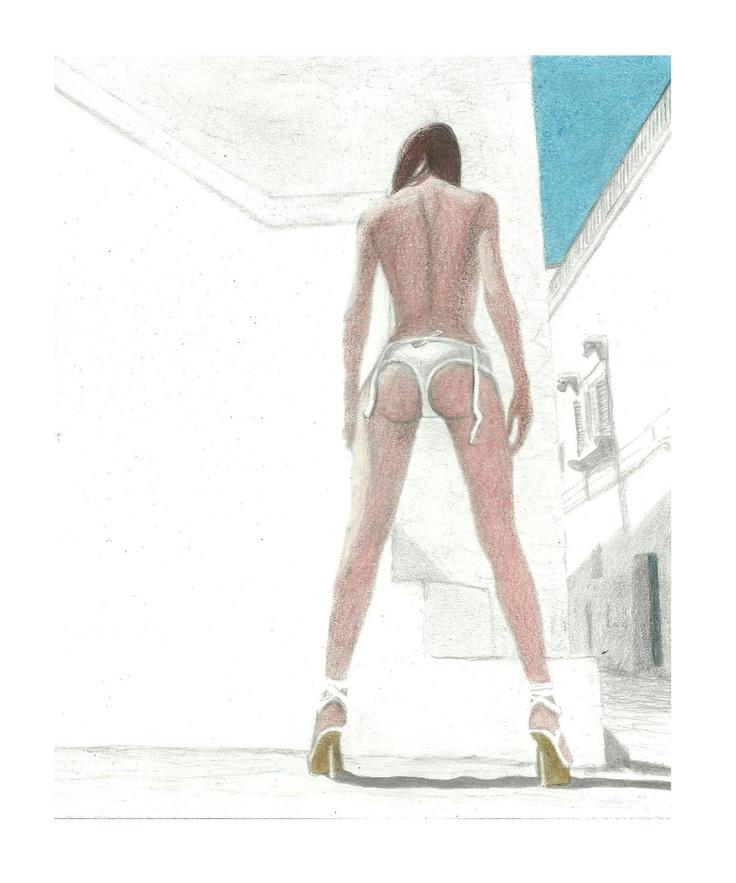 Wilevski Colour 1.1 - 2012 - drawing - 20 x 30 cm