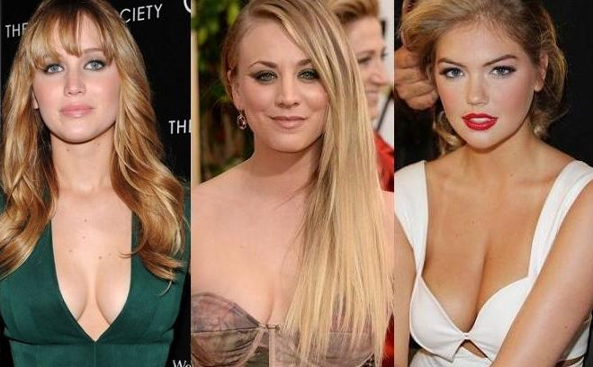 Nude Photos Of Celebs Stolen From iCloud - is