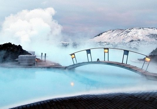 A scenic and healing, three or four-night escape to Iceland, with a Northern Lights tour by boat and a choice of wellness excursions – all travel included
