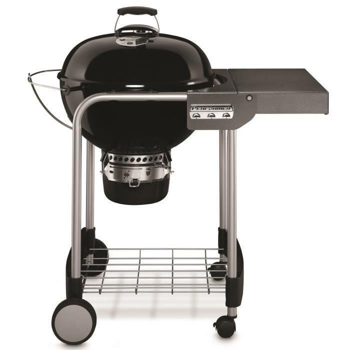 WEBER Barbecue à charbon Performer GBS - Cdiscount   Cdiscount ... e3a8e3fb1084