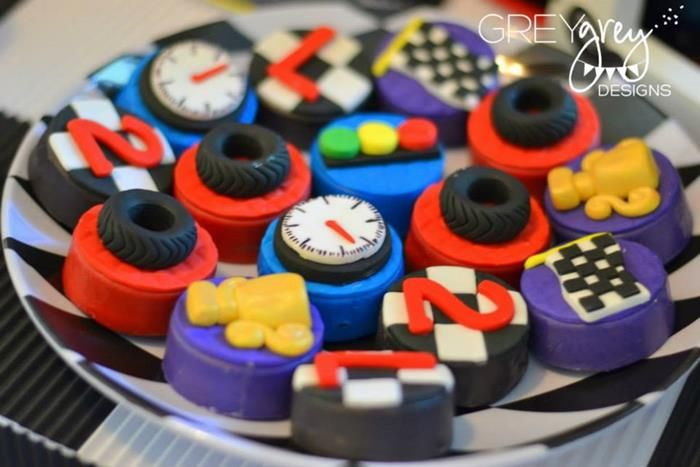 Talladega Race Car Party Planning Ideas Supplies Idea Cake Decorations