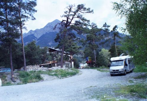 Motorhome Camping in France -- on a Budget