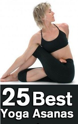 Top 25 Best Yoga Asanas For Losing Weight