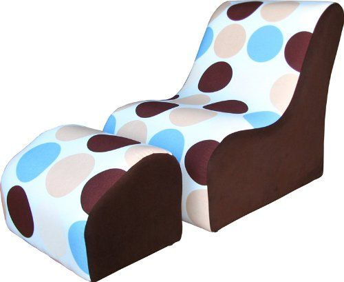 118 Best Images About Lots Of Dots Furniture On Pinterest Futons Chairs And Pink Polka