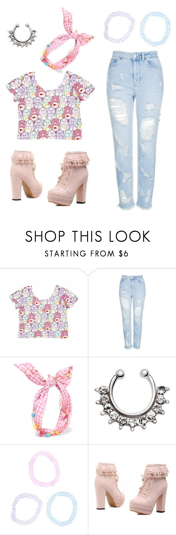 """""""☆Alex_29☆"""" by multi-fandom-trash ❤ liked on Polyvore featuring Topshop and Maison Michel"""