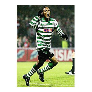 Liedson with 26 goals is Sporting's leading goalscorer in European games and competitions.