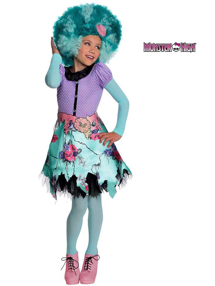 Girl's Monster High Honey Costume | Wholesale Monster High Costumes for Girls